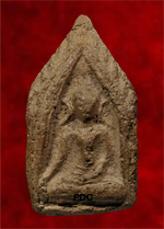 Phra KhunPhaen Kru Wat Bankrang Phim SuomPraTu(High door mould)<font color=red>(SOLD)