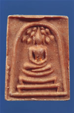 Phra Somdet Prok Po Lang Yant Tri Phim Tuen (Shallow Mould) Phim Kammakan (Director Mould) Nur Kaysorng LuangPu Toh Wat Pradoochimpee (Bangkok)(10 Pieces Only)<font color=red>(SOLD)