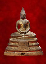 Phra Bucha LuangPhor Sothorn 3 inches 2504 (Chachaengsao)<font color=red>(SOLD)